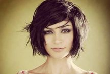 Lovely Locks! / Ideas for color & cut / by Jeamy