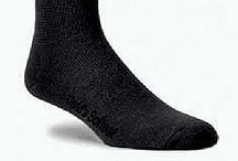 Worlds Softest Socks / World's Softest Socks was founded over a hundred years ago in Niota, Tennessee.  They offer the softest socks on the market so you feel like you are walking on clouds wherever you are and whatever you are doing.   They have six sock collections that cater to your different needs. Their classic socks are perfect for just about anything. These socks have a reinforced toe and heel, flat seams and non-binding tops that stay up throughout the day.