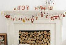 holiday spirit / Spaces that put us in the giving mood.
