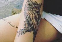 tattoo. / by Courtney Geilenfeldt // [Dwell & Gather]