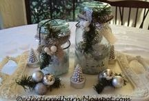 Christmas Decor / by Beverly @ Eclectic Red Barn
