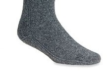 Fleece Socks / Fleece socks make the perfect pair of comfort socks for just about anyone. Not only do they seal in warmth, reduce moisture and bad odors, and weigh less than most socks that promise the same, but they also have a fun and classy look to them that many socks lack. These socks last quite a while and retaining their durability and staying securely on your feet to provide the ultimate in foot protection.