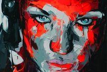 Art inspiration / by Rachel Mattson