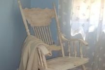 Painted Furniture / All about painted and  painting furniture.