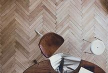 walk all over me / Gorgeous flooring.