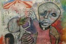 my original art / Mixed Media  / by joyce pettiford