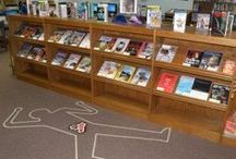 Library Displays / Really cool library displays!