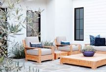 Outdoor Spaces / Creative ideas for outdoor spaces