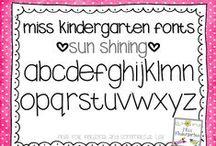 Kindergarten / by Candy Akehurst