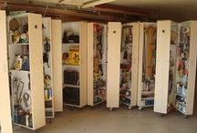 My Dream Workshop / Things to have in a workshop to be organized and efficient