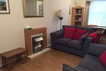 94 High Street Tumble / Dog friendly 2 bedroom Holiday accommodation Carmarthenshire.  Sleeps 4 with king double and bunk bed with enclosed garden safe play for children and dogs.  10 minutes from end of M4