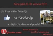 Discount events / Slevové a jiné akce / Discount events for our fans /Slevové a jiné akce pro naše klienty a fanoušky
