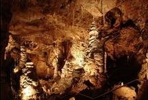 Javoricko caves / Javoříčské jeskyně / Near by us / Blízko od nás - Javoříčské jeskyně se nacházejí na střední Moravě asi 10 kilometrů západně od Litovle. Podzemní systém Javoříčských jeskyní vytváří komplikovaný komplex chodeb, dómů a propastí. Jeskyně vynikají překrásnou krápníkovou výzdobou, která je i v evropském kontextu výjimečná.