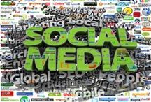 Social Media & SEO / by Marguerite GAZZE