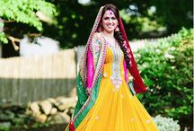 Indian Fashion  / Beautiful Indian Dresses!  / by RubinaA