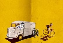 Cycling images and posters