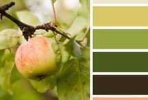 värejä paletit - colorpalets