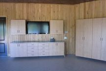 Garages / Space Saving for your Garage! Who doesn't need more of that in Florida!?