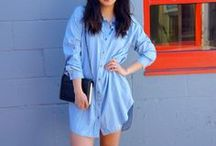 CollegeFashionista / My weekly CollegeFashionista articles and photos <3