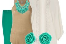 dress, outfit