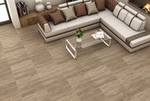 Tiles for Living Room / Floor and Wall tiles for Bedroom.  Tiles from NITCO Limited, Mumbai.