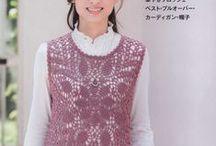 magazines knit and crochet 02 / by Saima