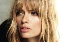 Hot Hair Styles / Trendy hair styles that look modern and chic.