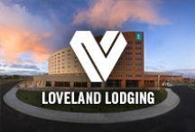 Loveland Lodging / No matter your budget or lodging preference, Loveland has options to suit everyone's needs – from the number 1 Embassy Suites in the world, to romantic ranch getaways, and everything in between. Click here to see a list of hotels and where they are located to help you plan your trip to Loveland, Colorado. To check availability and rates, and to make a reservation, visit http://www.visitlovelandco.org/where-to-stay/