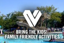 Bring the Kids! Family Friendly Activities / Loveland is a quintessential family community offering fun for all ages. When you are not taking in Loveland's natural beauty through outdoor trails and parks, or taking in a show at the Budweiser Events Center, you can capitalize on several child-friendly activities.