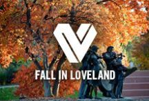 Fall in Loveland / As the leaves begin to change, the beauty of Loveland can be seen everywhere