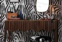 Wallpapers and Fabrics / Inspiring wallcoverings and fabrics!