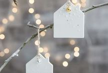Christmas / Ideas for Christmas decoration, crafts & gifts.