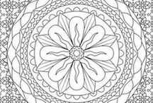 Coloring Pages / by Saima