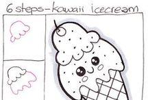 kawaii doodeling!! <3