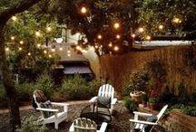 Patios / Patio ideas for any garden.