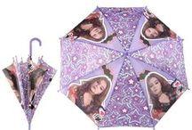 Parapluies pour enfants / Avec tous leurs personnages préférés :)