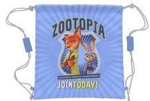 Zootopie Disney / Tous les accessoires de Judy Hopps et Nick Wilde :) Zootopie Disney