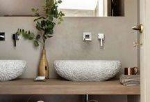 Bathroom / Little Additions gorgeous bathroom products.