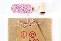 #12giftswithlove / 12 gifts with love - 12 Monate, 12 Themen / Materialien / Werkzeuge, viele Bloggerinnen - und unzählige DIY-Geschenke und -Geschenkverpackungen dazu!