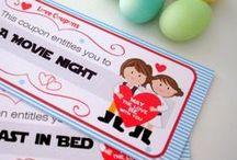 ♥♥ Valentine's day Ideas & Printables