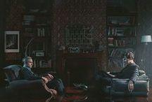 Sherlock / I'm totally sherlocked :)