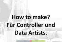 How to make für Controller & Data Artists? / #dataviz #reporting #businesstips #Business #datascience