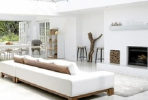interior style: living room / by popo pon