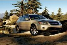 Subaru Outback / Offering Superior Off-Road Performance and Generous Cargo Capacity, the Subaru Outback is a Favorite Choice for the Great Outdoors!  / by Autobarn Subaru of Countryside
