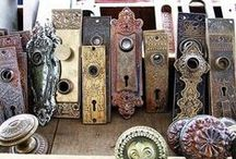Locks-Keys-Handles / by Diane Marie