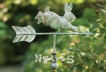 Weathervanes / Whirligigs / by Diane Marie