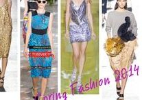 Spring Fashion 2014: Top Trends