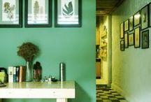 Vintage House / Type: Renovation Location: GoVap Dist., HCMC. Year: 2010 Area: 44 sqm