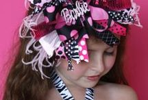 Sassy Sweethearts / Mini Fashionistas in glamorous pink, black and animal prints. Sharing inspirational baby clothes and styles.