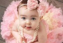Frilly Princess / Ruffles, frills and bows for baby princesses. Sharing inspirational baby clothes and styles.